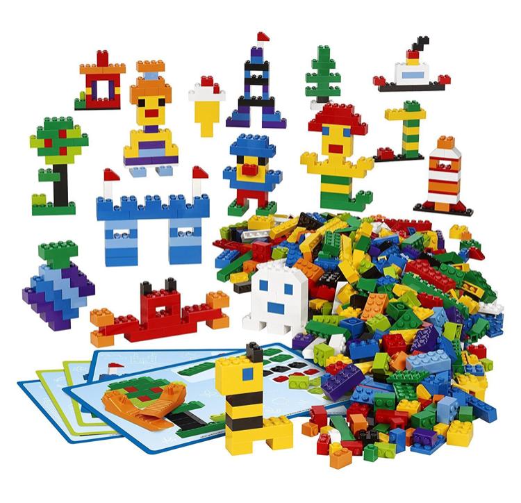レゴ楽しい基本ブロックセット