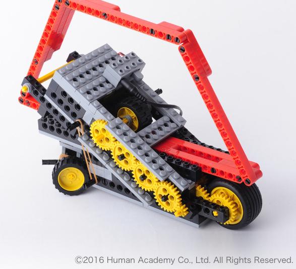ミドルコースロボット