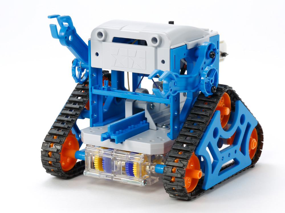 カムプログラムロボット工作セット